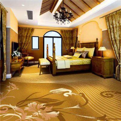 郑州卧室地毯地垫家用 酒店办公室几何地毯现代