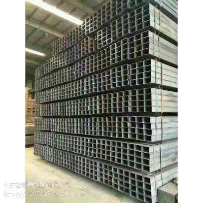 Q235B无缝方矩管一级供应商
