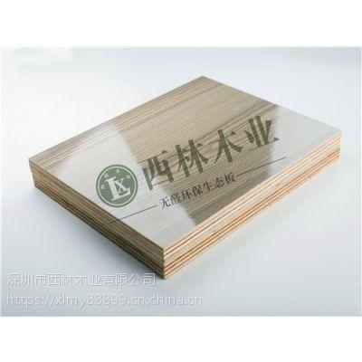 西林木业儿童房材好吗?