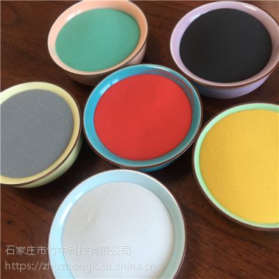 竹中科技厂家可定制多规格不掉色美缝剂填缝剂烧结彩色玻璃微珠价格-美缝剂玻璃微珠厂家批发