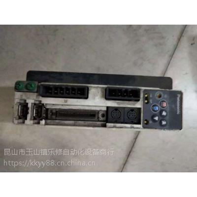 昆山二手松下伺服驱动器现货MBDDT2210053 承接各种伺服电机维修议价