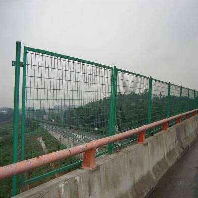 陕西立交桥防抛网 立交桥桥梁护栏网厂家 光伏围栏网优盾优质商家