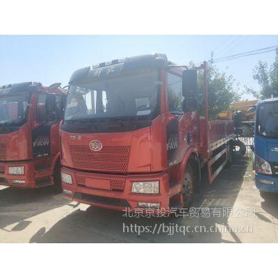 北京解放2019款J6L国五二 国六 6.8米180马力质惠版货车专卖