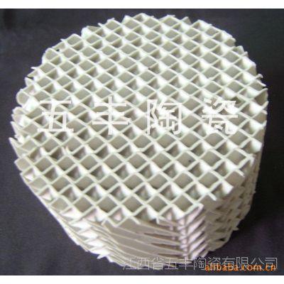 五丰陶瓷专业生产优质陶瓷波纹填料 陶瓷波纹规整填料