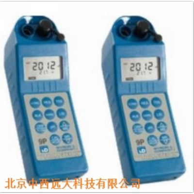 中西 多参数水质分析仪 型号:Ultrameter III 9P 库号:M395629
