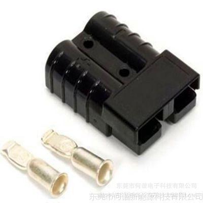 175A600V电瓶接头APC逆变器插头电动车插头叉车接插件安德森插头