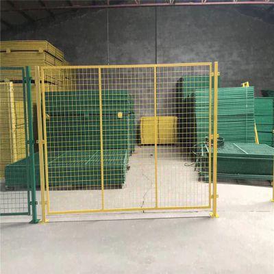 仓储隔离网 停车场铁丝围网 车间隔离铁丝网