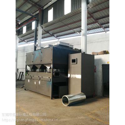 催化燃烧设备,恒峰蓝环境催化燃烧设备厂家价格实惠