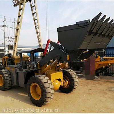 新疆铲重3吨的矿井铲车实心轮胎大型铁矿装载机双摇臂设计水过滤