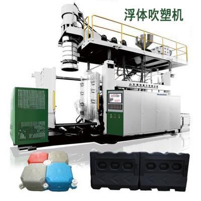 1000升方桶设备吨装桶机器厂家通佳吨桶吹塑机千升桶生产线