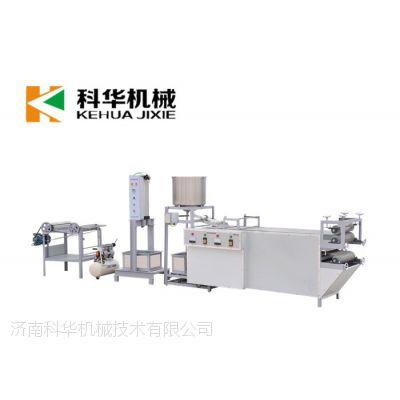 全自动豆腐皮机使用多少个人工 生产东北干豆腐的机器设备 大型豆腐皮生产线 哪个型号的豆皮机好用