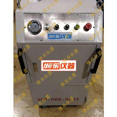 恒乐仪器制造 DZ-1000千斤顶检定装置 伺服油源控制系统厂家直销
