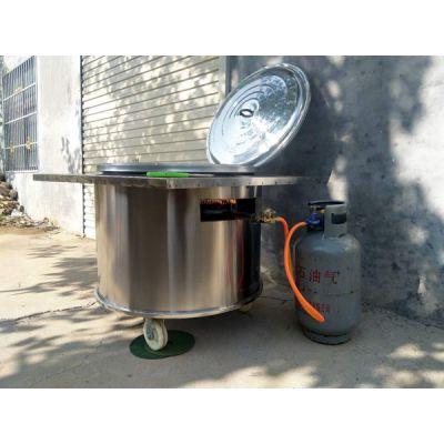 旋转煎包锅- 瑞成机械节省能源-旋转煎包锅怎么选购