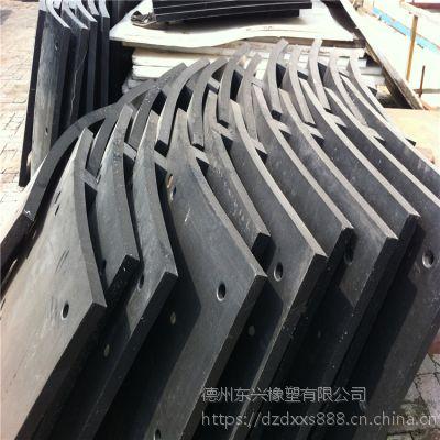 惠州供应 超高分子量聚乙烯衬板 耐磨车削板 防粘矿石仓内衬 可定制