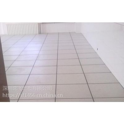 全钢无边和有边防静电地板的区别及日常保养