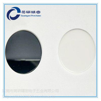 氧化锆陶瓷环镜面研磨抛光 平面研磨抛光加工 陶瓷镜面平面度处理