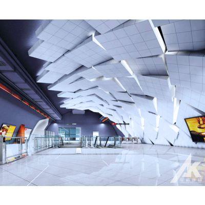 铝单板天花安装 广州铝单板天花生产安装厂家