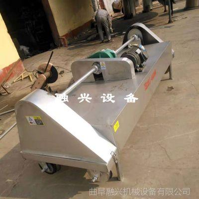 焦作移动式摊凉机 1.8米内径白酒酿酒设备 装2方料的酿酒设备厂家 地风移动打渣机价格