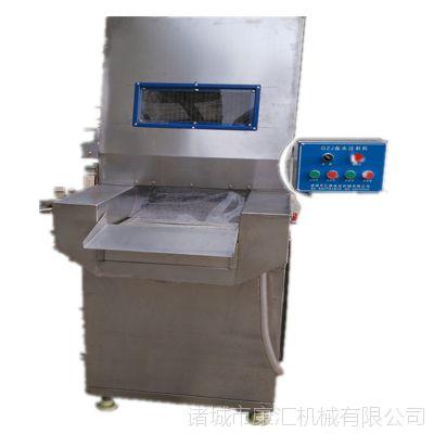 全自动牛肉盐水注射机诸城盐水注射机厂家 康汇机械肉类加工设备