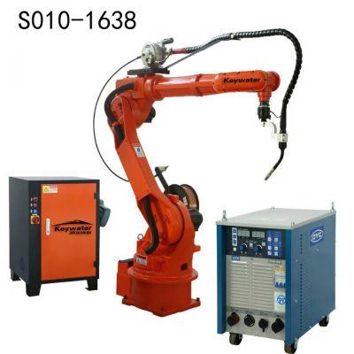 凯沃智造 自动化设备 自动焊接机器 自动铜焊 机器人探索