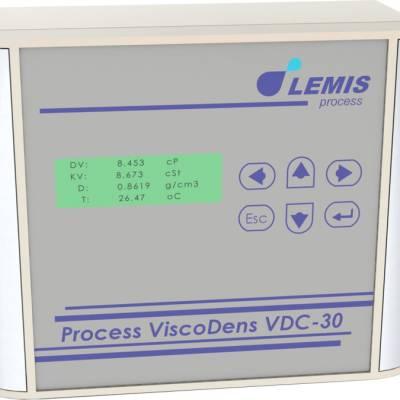 美国Lemis VDC-30流通式在线密度计 固体密度计 密度测试仪 电子密度计真密度仪 进口密度计
