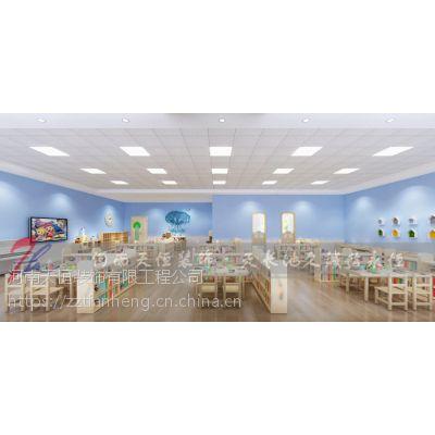 天恒装饰对许昌幼儿园装修冬季教您如何注意河南幼儿园设计