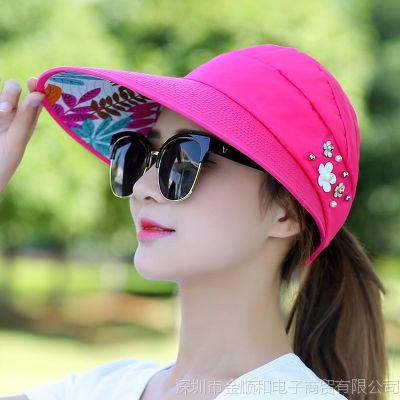 jsh夏骑车帽子女遮脸防风挡雨镜片面罩护脖动车遮阳帽防紫外线