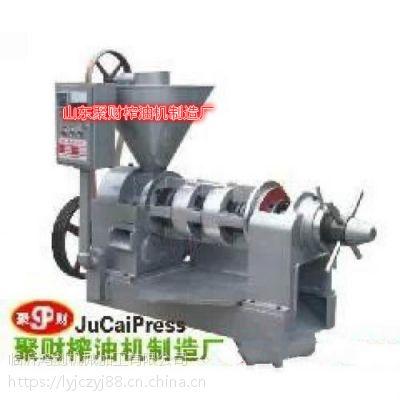 吉林热销榨油机价格 商用大豆榨油机液压压油机一台多钱