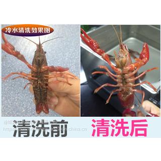 小龙虾自动清洗机 龙虾预煮流水线