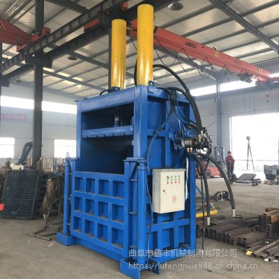 福建省三明市废旧铝合金门窗液压打包机多大吨位合适