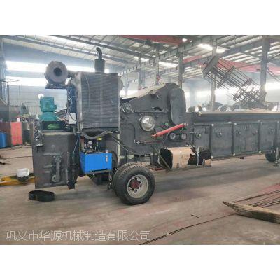 湖南1300型移动链板综合破碎机废旧木箱综合破碎机厂家直销