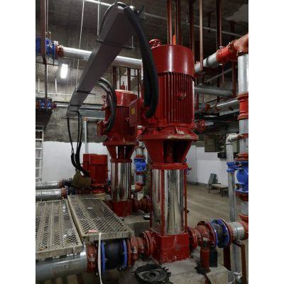消防泵消防水泵XBD10.0/40-L喷淋泵厂家,消防增压水泵XBD9.8/40-L室内消火栓泵