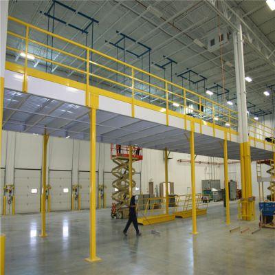 博罗哪里有专业做阁楼货架的博罗阁楼货架厂家