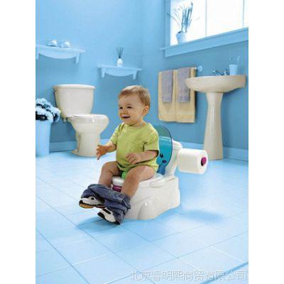Fisher费雪儿童音乐马桶宝宝嘘嘘好伙伴v2728婴幼儿坐便器