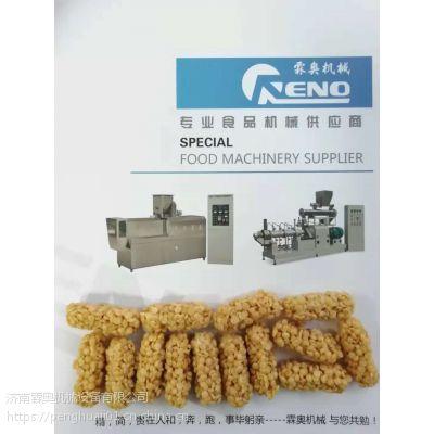 山东济南霖奥牌燕麦酥机器设备双螺杆膨化机双11打折促销