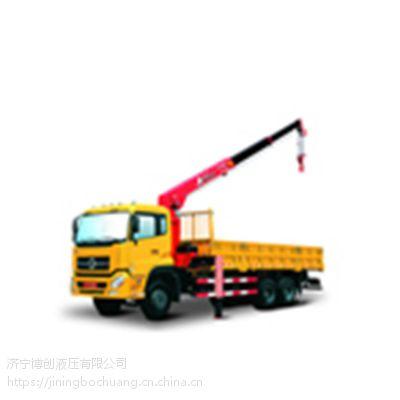 徐工随车吊遥控改装8吨12吨随车吊负载敏感多路阀STPSL4C1C/280-3电磁螺纹
