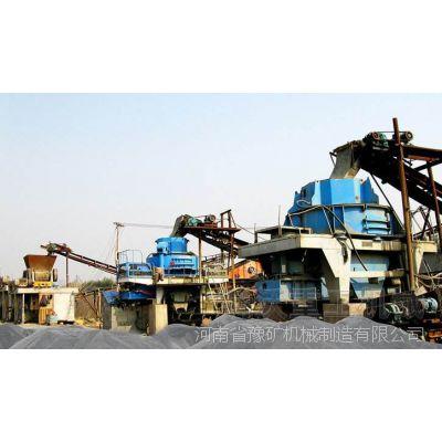 安阳PCX细碎机,石子破碎制沙生产线,方大大型建筑垃圾粉机