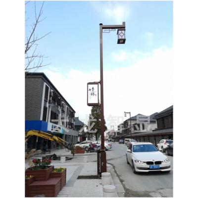 深圳智慧路灯屏、LED灯杆屏厂家靠什么取胜?