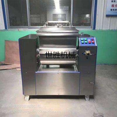 供应世胜牌小型面条真空和面机 炊事机械
