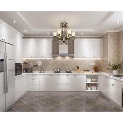 一赫整体厨柜 定制开放式厨房 组装橱柜壁柜