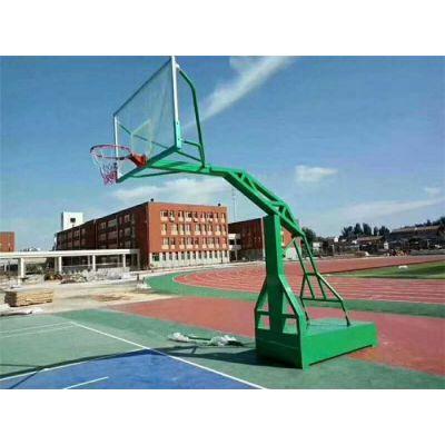 西安篮球架厂家-宝鸡篮球架-西安康特体育
