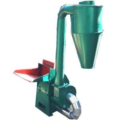 家用秸杆粉碎机 小型养殖草料粉碎机