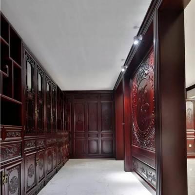 长沙全房实木定制同步降价、实木浴柜、橱柜门定制市场美誉