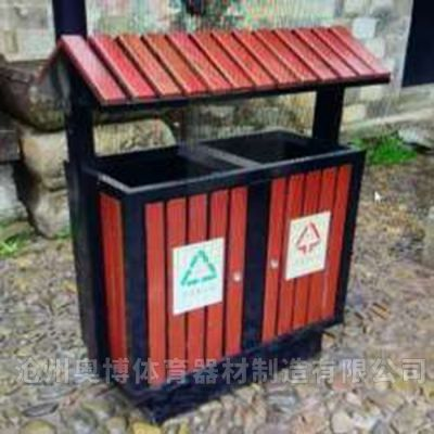 销售学校垃圾箱nx小区环卫垃圾桶沧州奥博