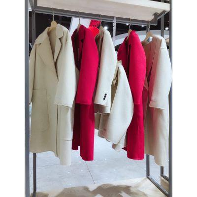 大连附近哪有便宜的品牌女装羊绒大衣货源尾货进货批发?