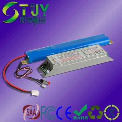 LED应急电源厂家STJY-20 11.1V全功率应急电源分体