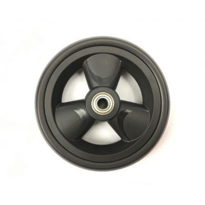 婴儿手推车轮定向脚轮 可定制儿童三轮车平衡车轮 EVA发泡轮