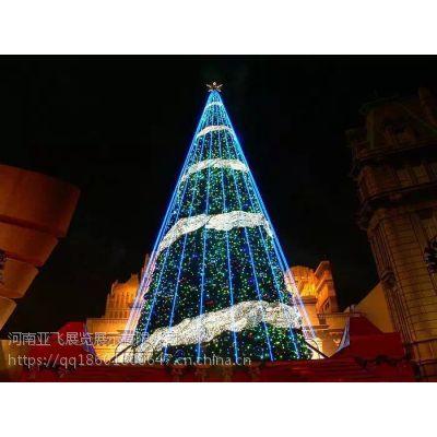 美陈圣诞树制作厂家直销出租 造型齐全圣诞树出租