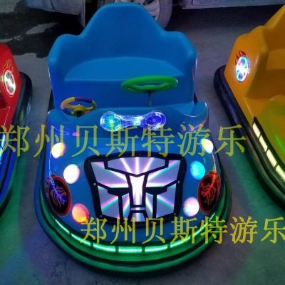 河南亲子儿童碰碰车新款车子新年优惠继续