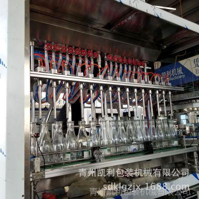 灌装机 全自动液体 白酒灌装机 汇源果汁玻璃瓶灌装机 灌装设备